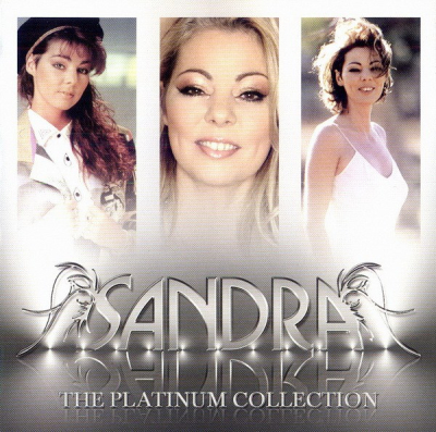 Sandra ‎– The Platinum Collection (3xCD)