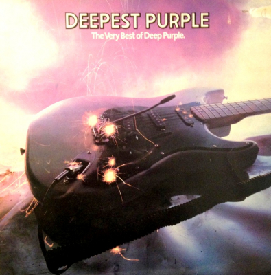 Deep Purple ‎– Deepest Purple: The Very Best Of Deep Purple (CD+DVD, Limited Edition)