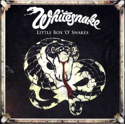 Whitesnake ‎– Little Box 'O' Snakes (The Sunburst Years 1978 - 1982) (8xCD)