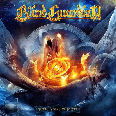 Blind Guardian ‎– Memories Of A Time To Come (2xCD, Compilation)