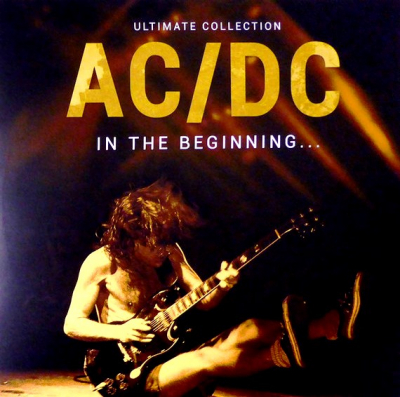 AC/DC ‎– In The Beginning... (Ultimate Collection)