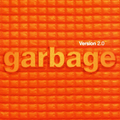 Garbage ‎– Version 2.0 (2xLP)