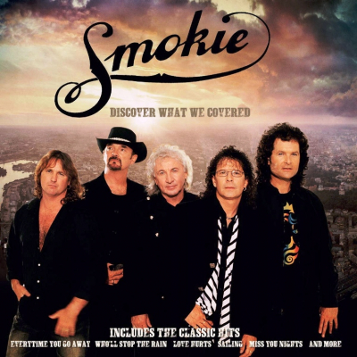 Smokie ‎– Discover What We Covered