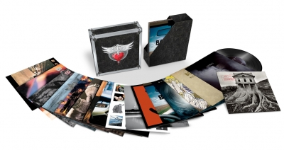 Bon Jovi ‎– Vinyl Box Set (24xLP)