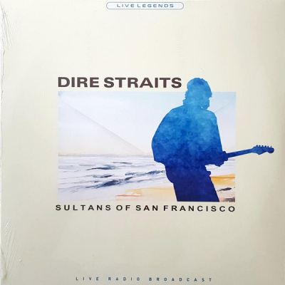 Dire Straits ‎– Sultans Of San Francisco