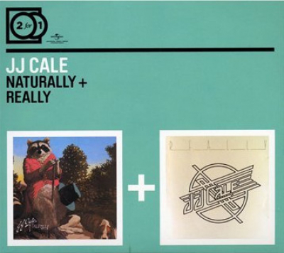 J.J. Cale ‎– Naturally + Really (2xCD, 2 for 1)