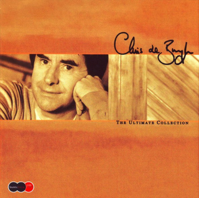 Chris de Burgh ‎– The Ultimate Collection (2xCD+DVD, Box Set)