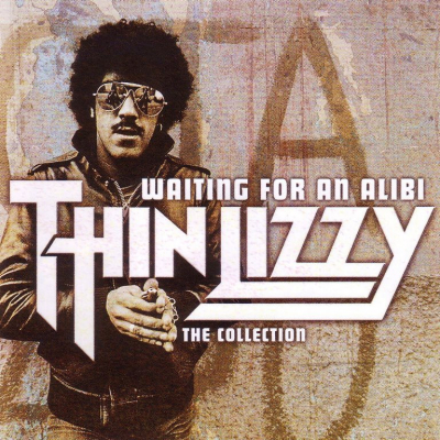 Thin Lizzy ‎– Waiting For An Alibi - The Collection