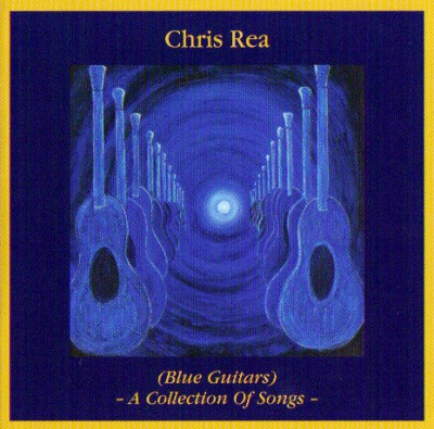 Chris Rea ‎– (Blue Guitars) - A Collection Of Songs (2xCD)