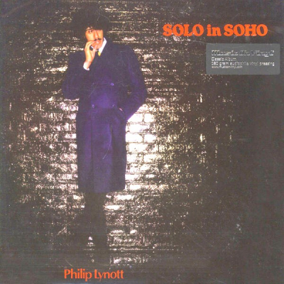 Philip Lynott ‎– Solo In Soho