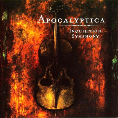 Apocalyptica ‎– Inquisition Symphony (Black vinyl, 180gr)