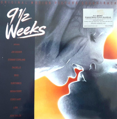 Музыка Из Кинофильма ‎– 9½ Weeks - Original Motion Picture Soundtrack