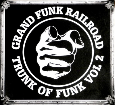 Grand Funk Railroad ‎– Trunk Of Funk Vol 2 (6xCD, Box Set)