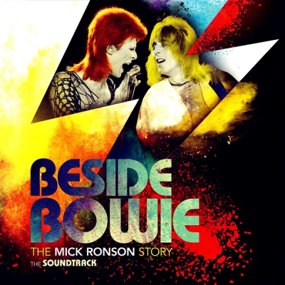 Various ‎– Beside Bowie: The Mick Ronson Story (The Soundtrack) (2xLP)