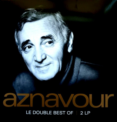 Charles Aznavour ‎– Aznavour Le Double Best Of (2xLP)