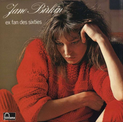 Jane Birkin ‎– Ex Fan Des Sixties