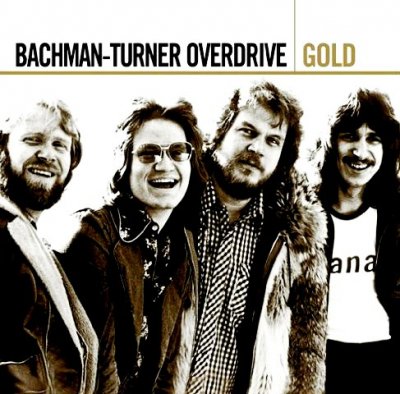 Bachman-Turner Overdrive ‎– Gold (2xCD)