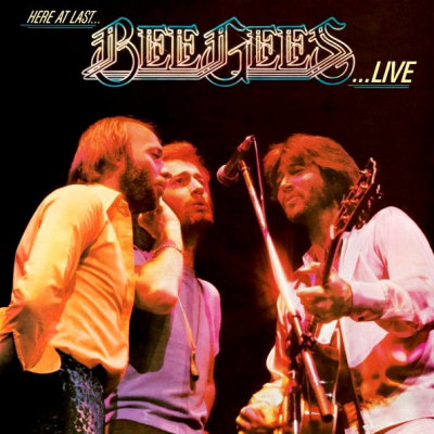 Bee Gees - Here At Last... Bee Gees Live (2xLP)