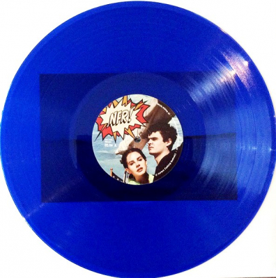 Lana Del Rey ‎– NFR! (2xLP, Limited Edition, Blue Transparent)