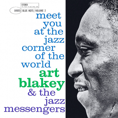 Art Blakey & The Jazz Messengers ‎– Meet You At The Jazz Corner Of The World (Volume 2)