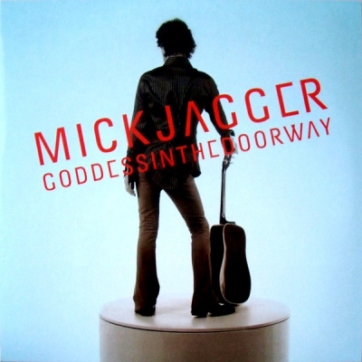 Mick Jagger ‎– Goddess In The Doorway (2xLP)