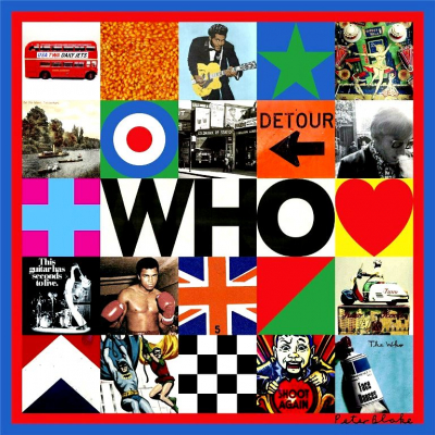 The Who ‎– Who 2019