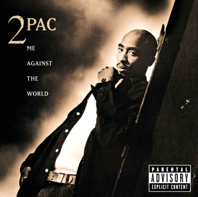 2Pac ‎– Me Against The World (2xLP)
