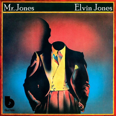 Elvin Jones ‎– Mr. Jones