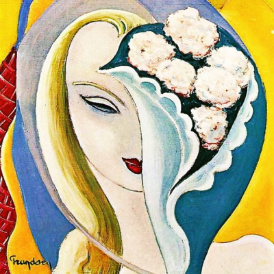 Derek & The Dominos ‎– Layla And Other Assorted Love Songs (2xLP, Limited Edition, Reissue, Clear Yellow)