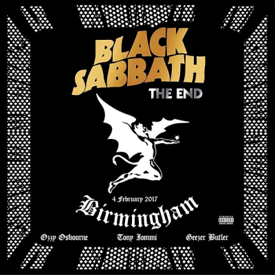 Black Sabbath ‎– The End (4 February 2017 - Birmingham)