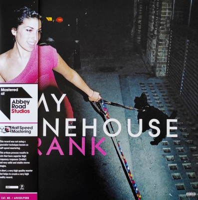 Amy Winehouse ‎– Frank (2xLP, Mastered At Abbey Road Studios - Half Speed Mastering)