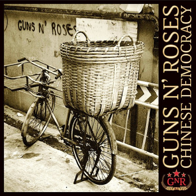 Guns N' Roses ‎– Chinese Democracy