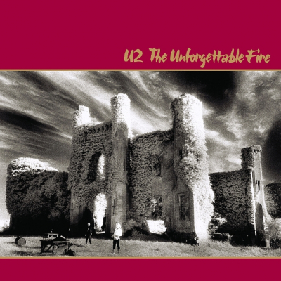 U2 ‎- The Unforgettable Fire