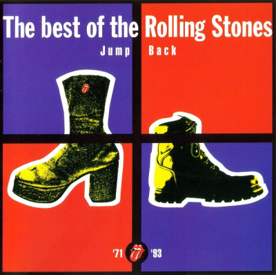 The Rolling Stones ‎– Jump Back (The Best Of The Rolling Stones '71 - '93)