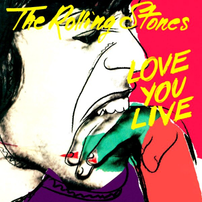 The Rolling Stones ‎– Love You Live (2xCD)