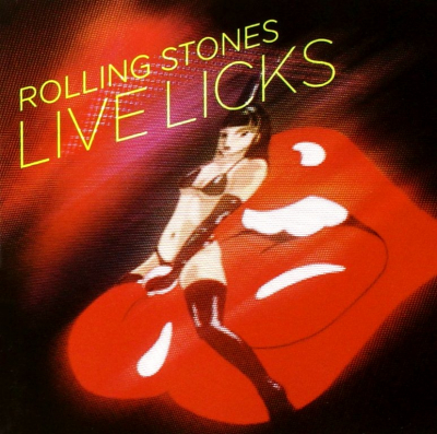 Rolling Stones ‎– Live Licks (2xCD)