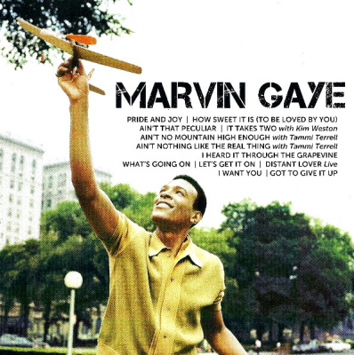 Marvin Gaye ‎– Icon