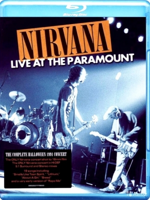Nirvana ‎– Live At The Paramount