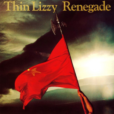 Thin Lizzy ‎– Renegade