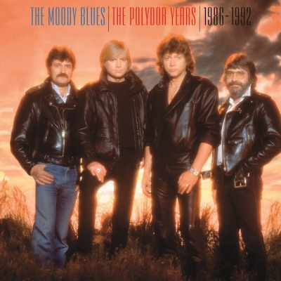 The Moody Blues ‎– The Polydor Years 1986-1992 (9xCD, Box Set)