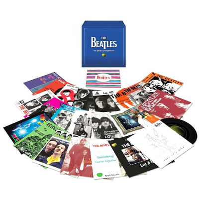 The Beatles - The Singles Collection (Limited Box Set Edition) (23X7