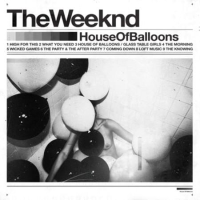The Weeknd ‎– House Of Balloons (2xLP)