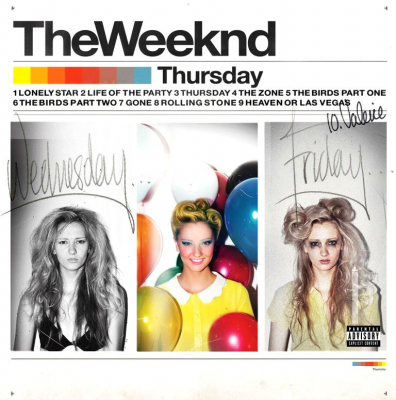 The Weeknd ‎– Thursday (2xLP)