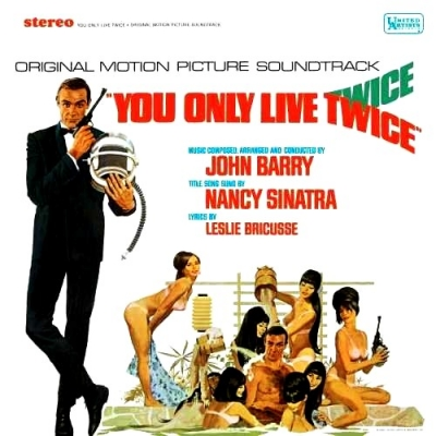John Barry ‎– You Only Live Twice (Original Motion Picture Soundtrack)