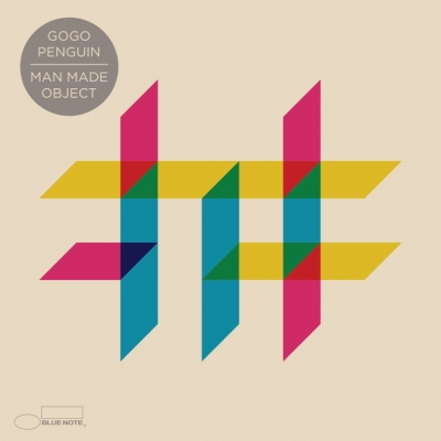 GoGo Penguin ‎– Man Made Object (2xLP)