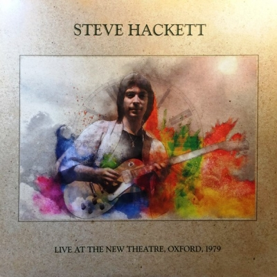 Steve Hackett - Live At THE New Theatre, Oxford, 1979 (2xLP)