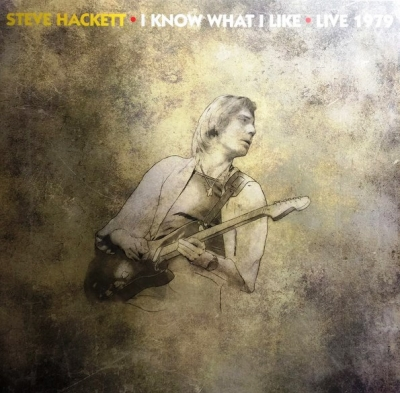 Steve Hackett - I Know What I Like, Live 1979 (12