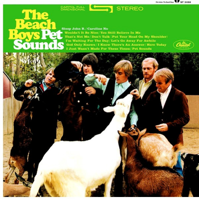 The Beach Boys ‎– Pet Sounds