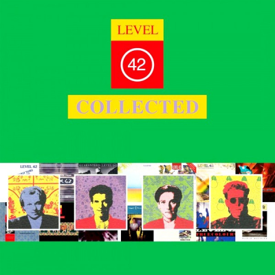 Level 42 ‎– Collected (2xLP)