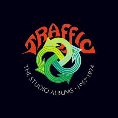 Traffic ‎– The Studio Albums 1967-1974 (6xLP, Box Set)